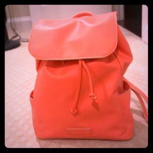 Vera Bradley hot pink backpack, not used